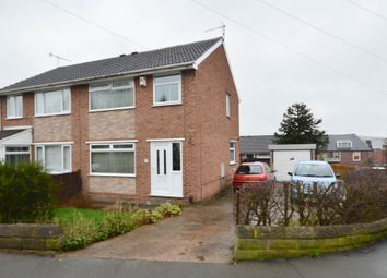 Thumbnail 3 bed semi-detached house for sale in Jardine Close, Sheffield