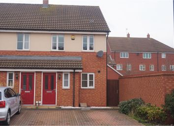 Thumbnail 2 bed semi-detached house for sale in Surrey Drive, Coventry