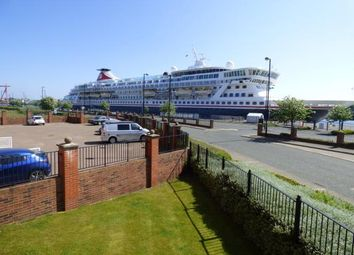 Thumbnail 2 bed flat for sale in Commissioners Wharf, North Shields, Tyne And Wear