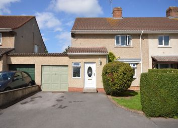 Thumbnail 3 bed end terrace house for sale in Winscombe Close, Keynsham