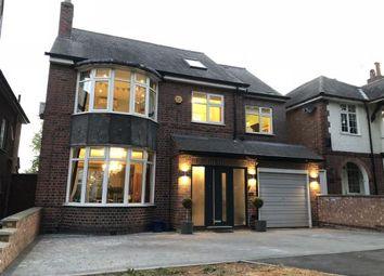 Thumbnail 5 bed detached house for sale in Welford Road, Knighton, Leicestershire