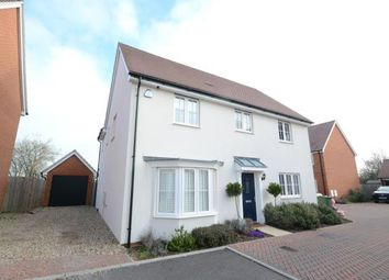 Thumbnail 4 bed detached house for sale in Corinthia Mews, Burnham-On-Crouch