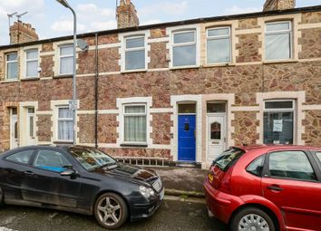 Thumbnail 3 bed terraced house for sale in Robert St, Cardiff, South Glamorgan