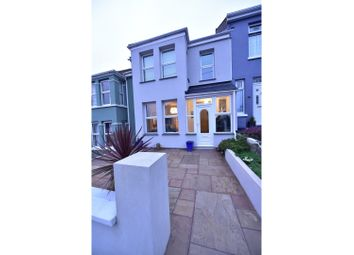 Thumbnail 4 bed terraced house for sale in Glebe Avenue, Saltash