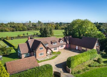 Thumbnail 6 bed detached house for sale in Stuston, Diss
