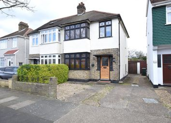 Sussex Avenue, Romford RM3. 3 bed semi-detached house for sale