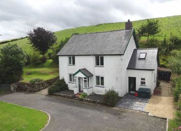 Thumbnail 3 bed detached house for sale in Caetalhaearn, Commins Coch, Machynlleth, Powys