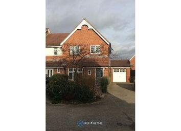 3 bed semi-detached house to rent in Packhorse Drive, Enderby, Leicester LE19