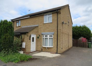 Thumbnail 3 bed semi-detached house for sale in Elm Close, Yaxley, Peterborough