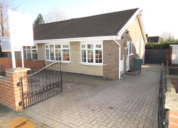 Thumbnail 2 bed semi-detached bungalow for sale in Avon Road, Norton, Stockton-On-Tees