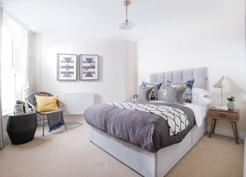 Thumbnail 3 bed duplex for sale in Bessemer Road, Welwyn Garden City