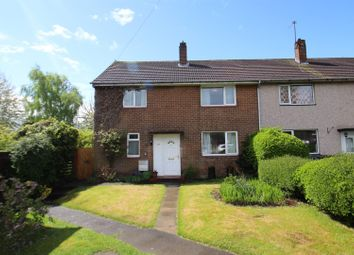 Thumbnail 4 bed terraced house for sale in Ruskin Place, Burton-On-Trent