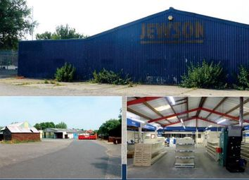 Thumbnail Warehouse for sale in Fair Green, Stanley Road, Diss