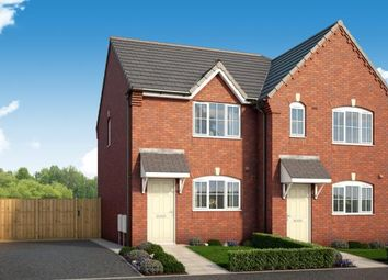 "Thumbnail 3 bed property for sale in ""The Spruce At Porthouse Rise"" at Lower Hardwick Lane, Winslow, Bromyard"
