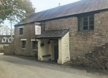 Thumbnail Pub/bar for sale in Littlehempston, Totnes