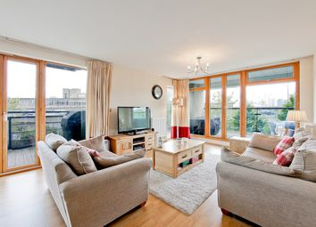 Thumbnail 2 bed flat for sale in Western Beach Apartments, 36 Hanover Avenue, London