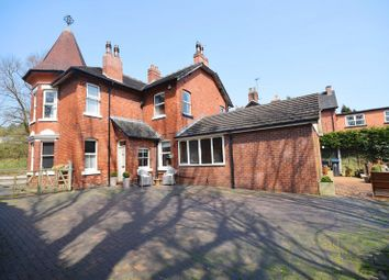 Thumbnail 3 bedroom detached house for sale in Leek Road, Stockton Brook, Stoke-On-Trent
