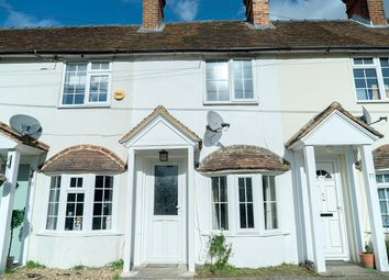 Thumbnail Terraced house for sale in Shalmsford Street, Chartham, Canterbury