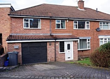Thumbnail 4 bed semi-detached house for sale in Pearsons Close, Rotherham