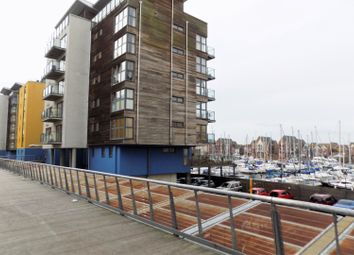 Thumbnail 2 bed flat for sale in 4 Midway Quay, Eastbourne