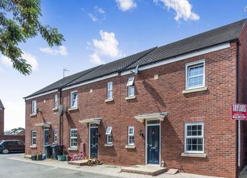 Thumbnail 3 bed end terrace house for sale in Buchan Drive Kingsway, Quedgeley, Gloucester, Gloucestershire