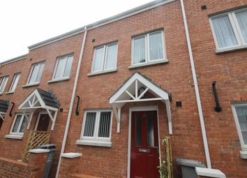 Thumbnail 4 bed mews house to rent in Ayres Road, Old Trafford, Manchester