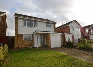 Thumbnail 3 bed detached house for sale in Churchill Way, Kettering
