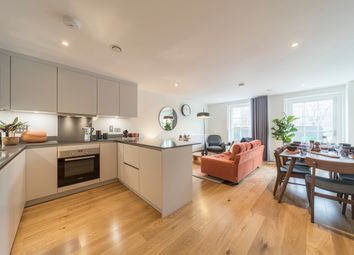 Thumbnail 2 bed flat for sale in 66 Dalston Lane, London