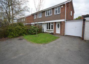 Thumbnail 3 bedroom semi-detached house to rent in Cornovian Close, Perton, Wolverhampton