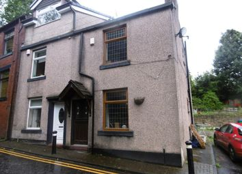 Thumbnail 3 bed terraced house for sale in Dyehouse Lane, Rochdale