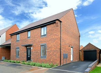 Thumbnail 4 bed detached house for sale in Booth Crescent, Telford