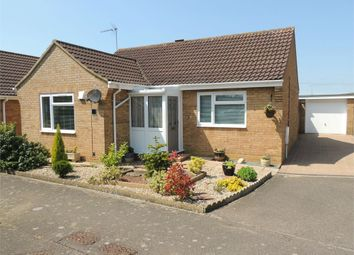Thumbnail 2 bed detached bungalow for sale in St. James Drive, Downham Market