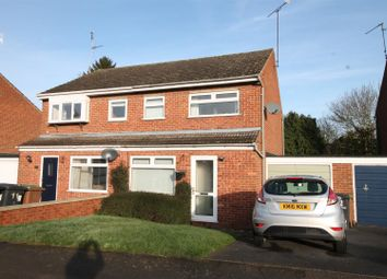 Thumbnail 3 bed property for sale in Keble Close, Daventry