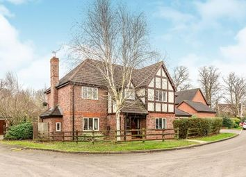 Thumbnail 5 bed detached house for sale in Moss Grove, Kenilworth, Warwickshire, .