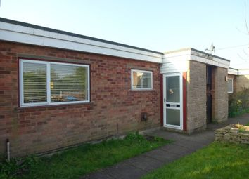 Thumbnail 1 bed bungalow for sale in Telford Way, Near Uppingham Road, Leicester