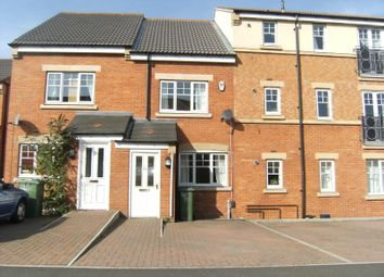 Thumbnail 3 bed town house for sale in Renforth Close, Gateshead