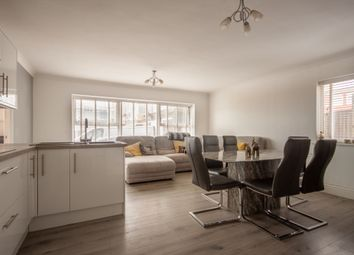 Thumbnail 3 bed flat for sale in Dane Heights, Dane Close, Seaford, East Sussex