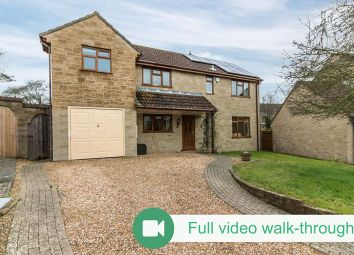 Thumbnail 4 bedroom detached house for sale in Bearley Road, Martock