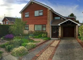 Thumbnail 4 bed detached house for sale in Brae Road, Winscombe