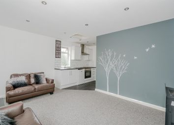 Thumbnail 1 bed flat to rent in Belt Road, Hednesford, Cannock