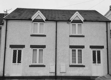 Thumbnail 2 bed semi-detached house to rent in Station Road, Kenfig Hill, Bridgend, Bridgend.