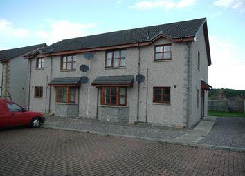Thumbnail 2 bedroom flat to rent in Calcots Crescent, Elgin