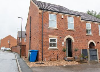 Thumbnail 3 bed semi-detached house for sale in Mulberry Croft, Hollingwood, Chesterfield