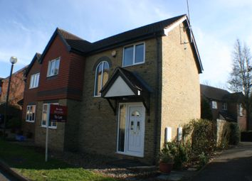 Thumbnail 3 bedroom detached house to rent in Jenkins Close, Shenley Church End, Milton Keynes