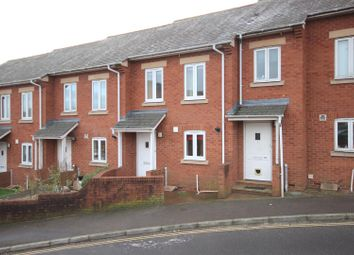 Thumbnail 2 bedroom terraced house to rent in Gordon's Place, Heavitree, Exeter