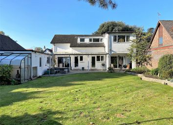 4 bed detached house for sale in St Osmunds Road, Lower Parkstone, Poole, Dorset BH14