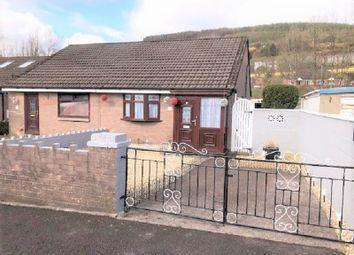 Thumbnail 2 bed semi-detached bungalow for sale in Hearts Of Oak Cottages, Caerau, Maesteg, Bridgend.