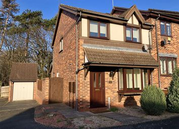 Thumbnail 3 bed semi-detached house to rent in Whinchat Grove, Kidderminster