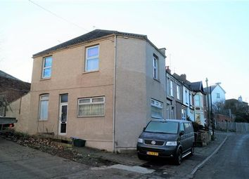 Thumbnail 2 bedroom end terrace house for sale in Bannerman Road, Easton, Bristol