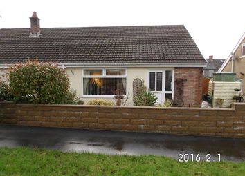 Thumbnail 2 bed bungalow for sale in Shirdale Close, Maesycwmmer, Ystrad Mynach, Caerphilly County